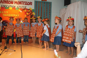 Rainbow Montessori Theater